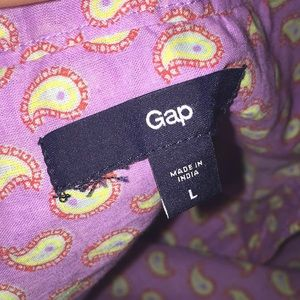 GAP Tops - GAP Paisley Blouse